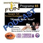 P.65 - Happy New Year - 12.31.17