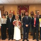 Constitución Ayuntamiento de Aguilar de Campoo junio 2019