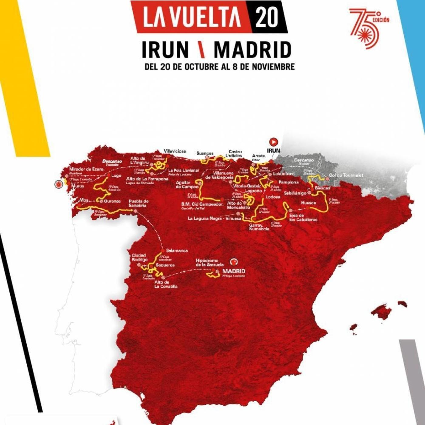 #435 Tropela.eus | 2020ko Espainiako Vuelta