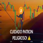 ATENCION: Patron peligroso de Bitcoin y Ethereum en estos momentos!