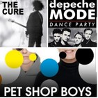 Lo mejor de depeche mode, pet shop boys, the cure