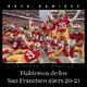 NFL Hablemos de los San Francisco 49ers 20-21