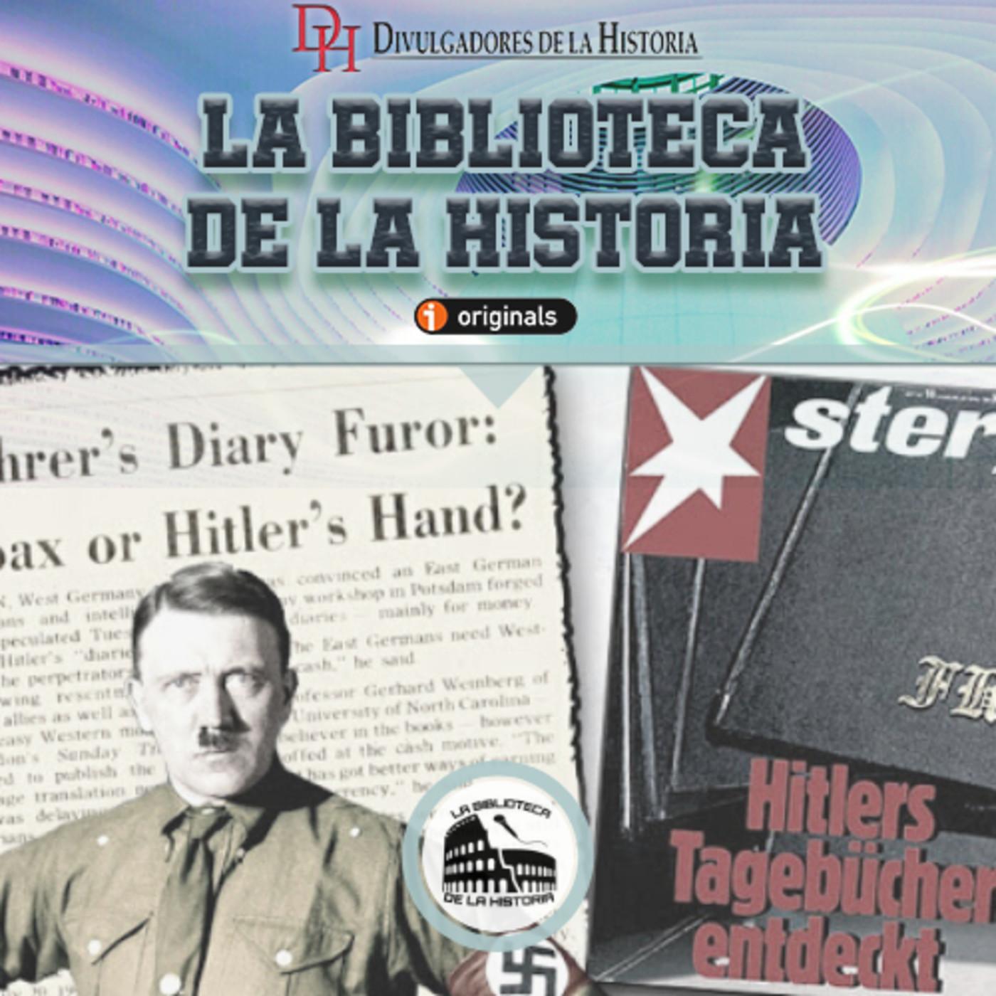 (Especial Fans) 37. El Caso de los Diarios de Hitler