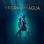 La Forma del Agua (2017) #Fantástico #Drama #Romance #Thriller #peliculas #podcast #audesc