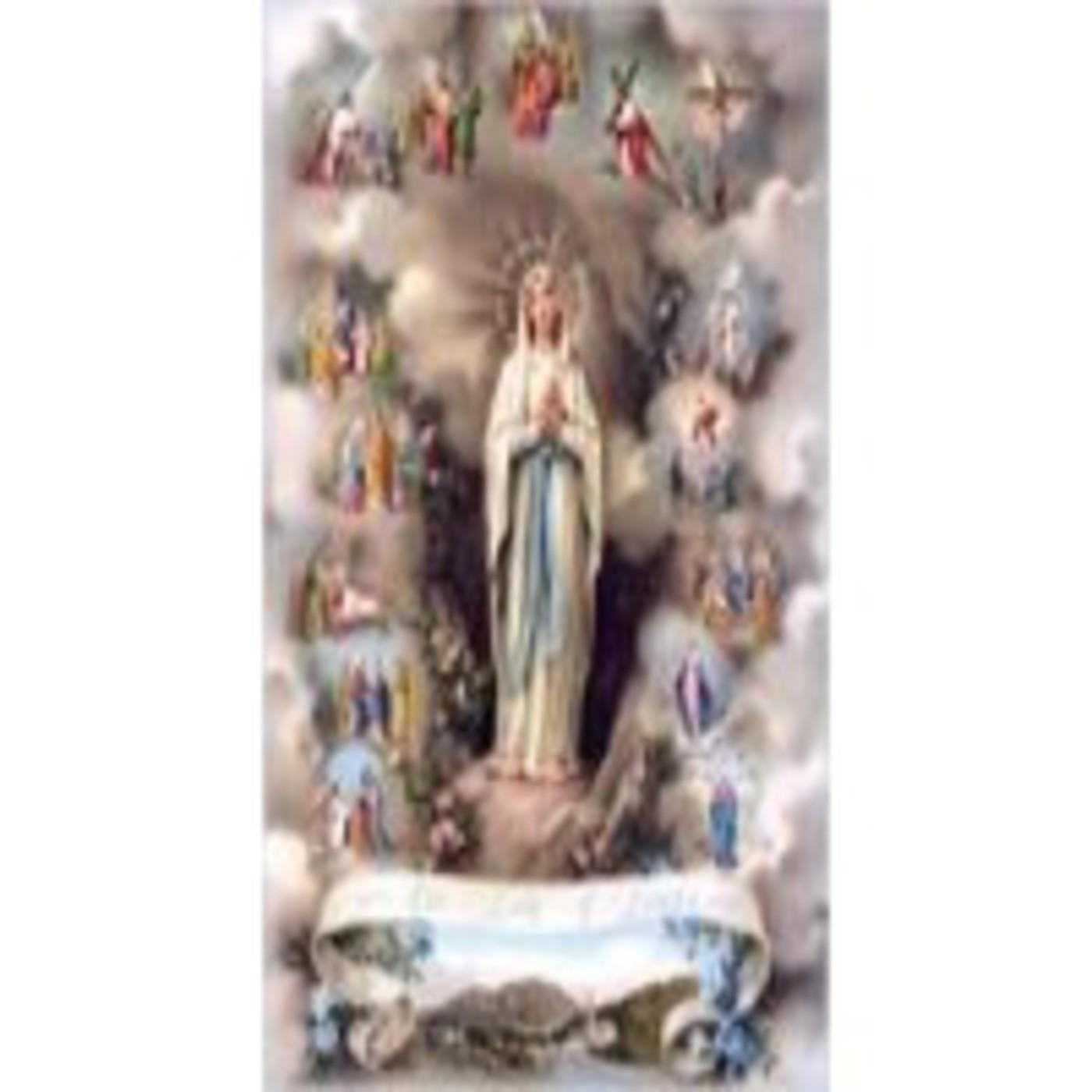 Santo Rosario - Misterios Luminosos (Jueves)