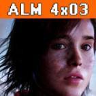 A los mandos 4x03 - Beyond: Dos Almas, Sonic Lost World,  Puppeteer y Bladeslinger