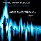 Noche psicofónica con el grupo de investigaciones parapsicológicas PLANO-7.