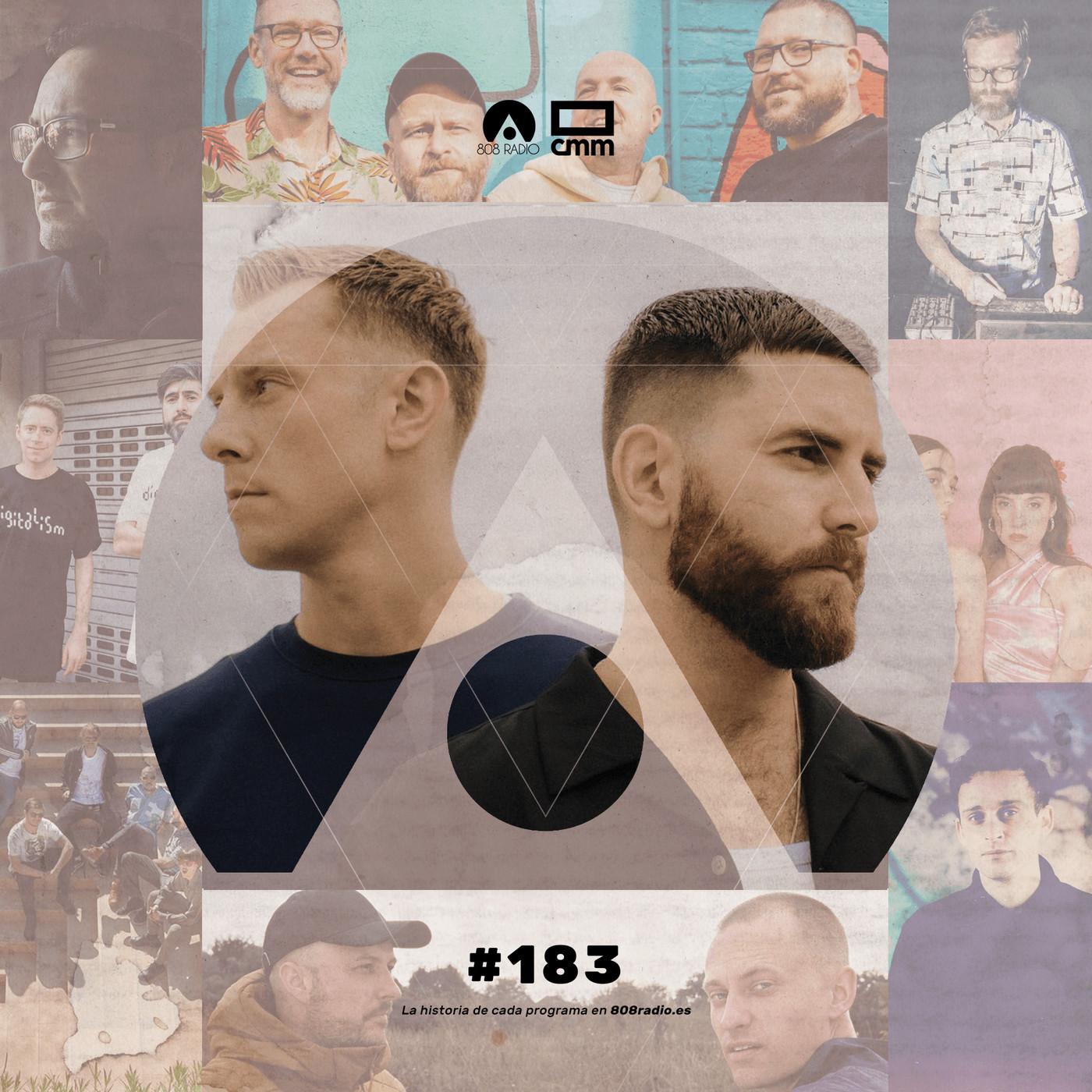 808 Radio #183 / Bicep / CMM Radio – 10/10/2020