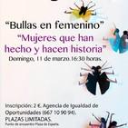 Ruta- Mujeres que han hecho y hacen historia- José Luis García-