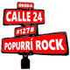 #127# Popurrí Rock - Calle 24