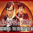 Los Archivos de Skaro Programa 19 - The Enemy of The World: I know the food's bad, but you don't have to go that far!