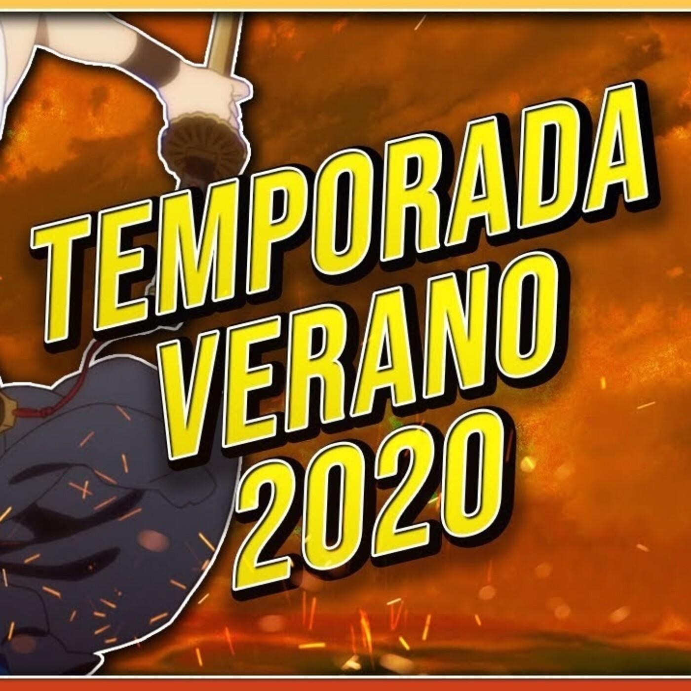 DESMADRugada (2020) - 014 - MIS RECOMENDACIONES DE ANIME VERANO 2020
