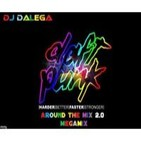 Dj Dalega - Daft Punk - Around The Mix 2.0 Megamix