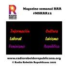 Magazine semanal RRR #MSRRR12