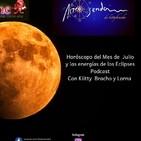 Horóscopos del Mes de Julio 2019 y Eclipses