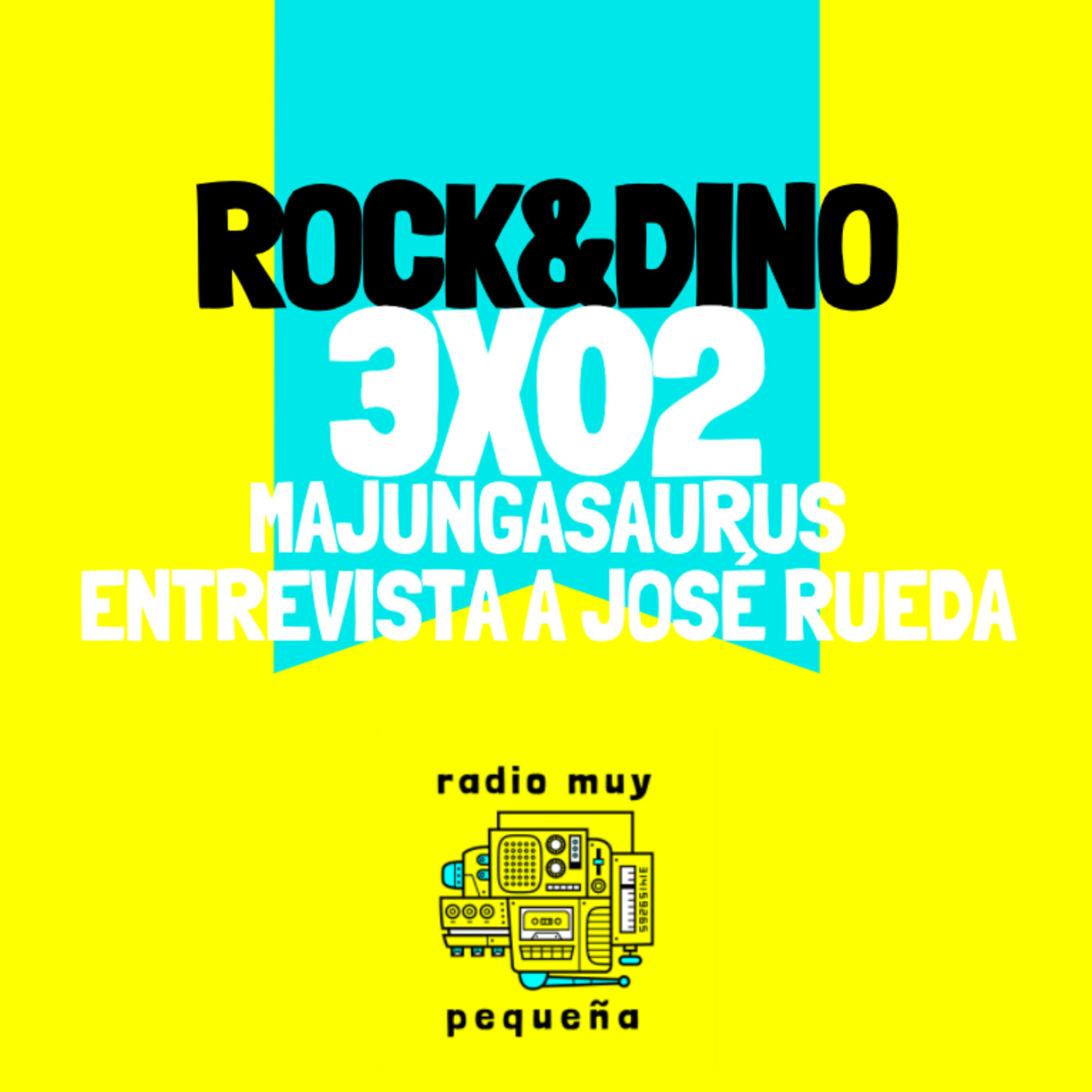 Rock and Dino I 3x02 l Majungasaurus y José Rueda