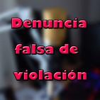 Denuncia falsa de violación en Murcia
