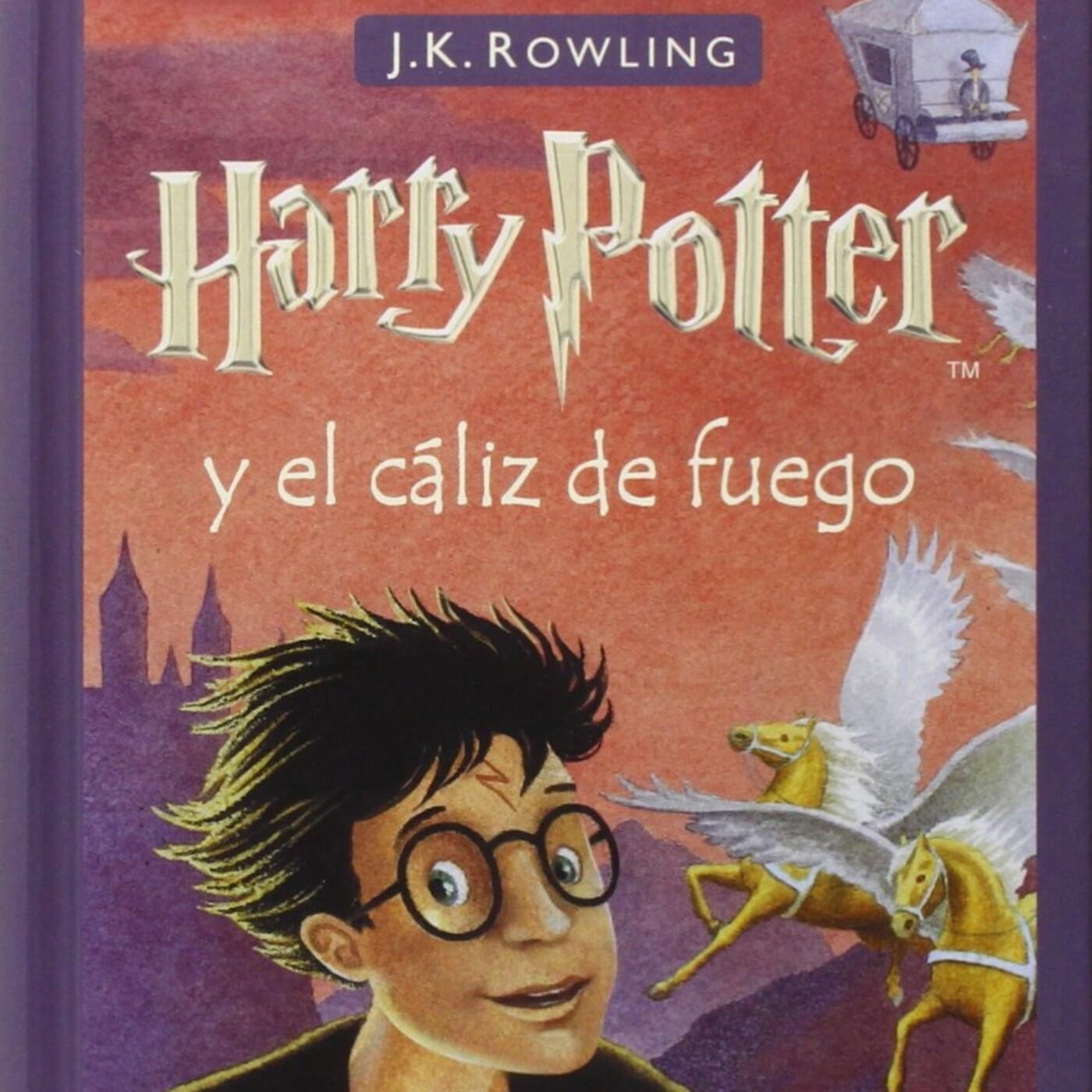 6- Harry Potter y el cáliz de fuego. Cap. 15 - 16