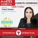 Cuenta Conmigo (Entrevista con el CP Víctor Botello Álvarez con el tema Finanzas Personales)