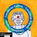 #Transiberian Express 53 , Música de Ucrania, Relato paranormal, Hoponopono, #Artegalia Radio.