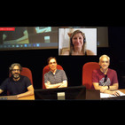 Ep233: Primer cometa interestelar! Neutrino evasivo; Premios Ig-Nobel; Entrevista J.A.Belmonte, C. Marín - Risco Caído