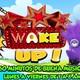 Wake Up Con Damiana (Octubre 22 2019) Musica, consejos