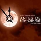 Antes de medianoche:Un ratito antes de medianoche con… J. M. Mulet y Marta Sanmamed