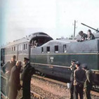 Los cuarteles de Hitler: El Führersonderzug (el tren especial del Führer)