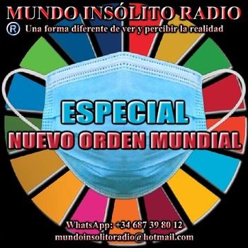291/6. ESPECIAL NUEVO ORDEN MUNDIAL. Sometimiento y control humano. El final de Europa. Agenda 2030.
