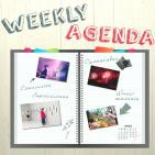 Raquel Cruz Weekly Agenda prog 22