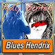 HOLLY BENTON · by Blues Hendrix