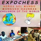 Expochess children of the world - radio euskadi