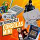 Meripodcast 13x2: RETRO, Consolas Mini y lo que nos aportan