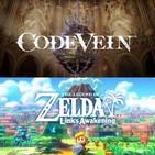 6x17 - Code Vein y The Legend of Zelda Link's Awakening