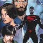 La Viñeta. Lois y Clark. La Gran Apuesta. La Gran Muralla y el Gran Logan.