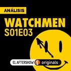 VIGILANTES 09: Watchmen S01E03: She Was Killed by Space Junk