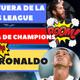 MANCHESTER CITY vs REAL MADRID 2-1 GOLES | OCTAVOS de Final CHAMPIONS LEAGUE | JUVENTUS ELIMINADO