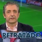 Pedrerol y el Espanyol...RETRATADOS