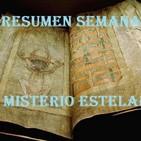 Misterio Estelar: Masacre en Las Vegas, Energia Antartica, Anatoli Onoprienko, Codex Gigas, El Hombre de Vitruvio