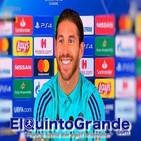 Rueda de Prensa Sergio Ramos previa al Galatasaray - Real Madrid ( UCL - T19/20 )