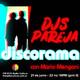 DJs PAREJA + GRACE JONES & J.P.GOUDE en DISCORAMA #277