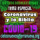 Coronavirus y la Biblia. Transmisión informativa