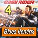 EASY RIDER (Buscando mi destino) · by Blues Hendrix