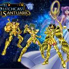 """El GlitchCast Specials VII: """"SAINT SEIYA, GlitchCast del Santuario""""."""