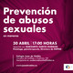 Prevención de abuso sexual en menores