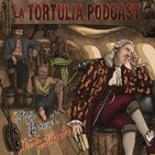 La Tortulia #202 - Stede Bonnet, Pirata Gentilhombre