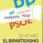 ENTREVISTA Pedro J. Rodríguez Iglesias - Libro 'Se acabó el bipartidismo'