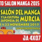 Jugadores Anónimos 4x07 Directo Salon Manga Murcia