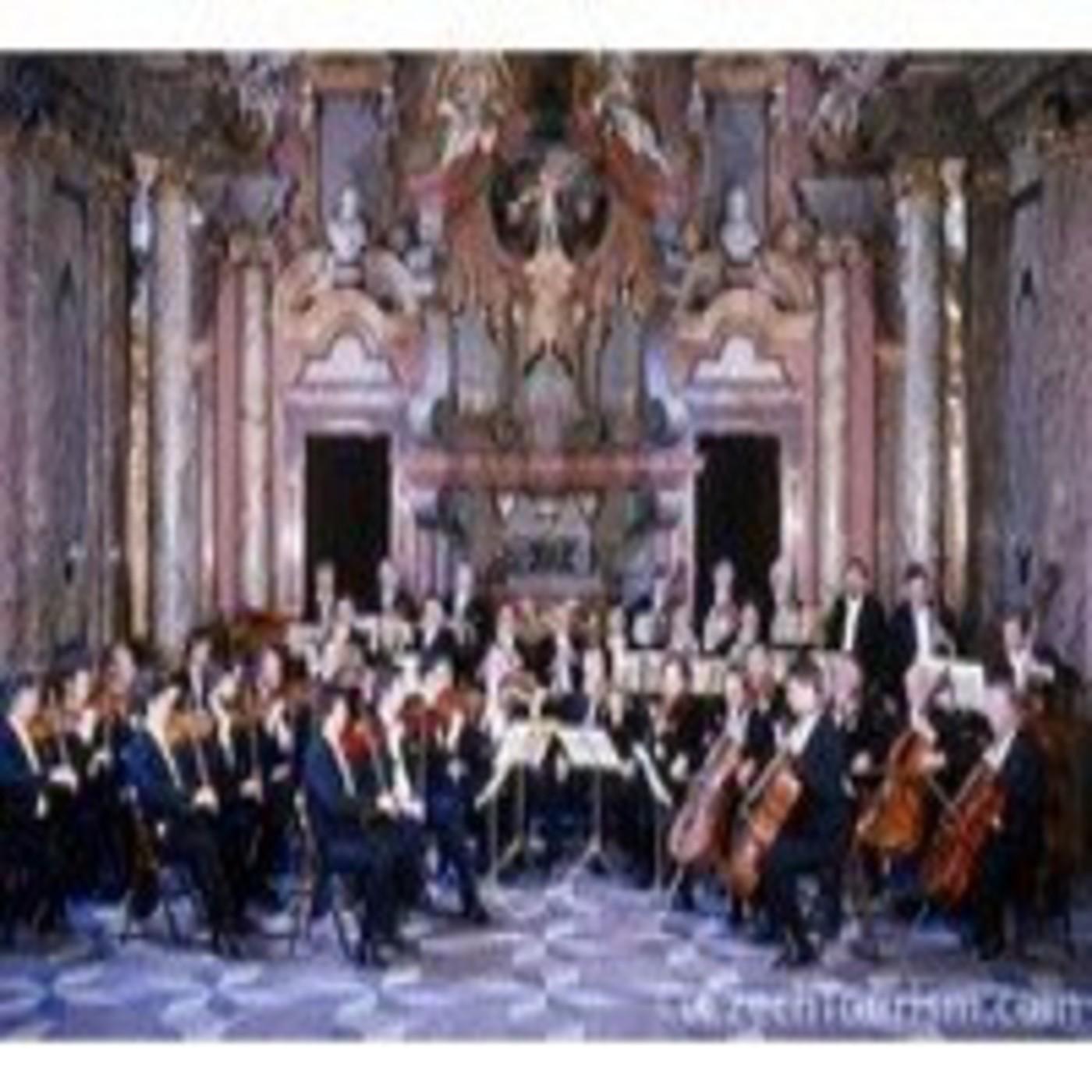 Antonín Dvorák (Bohemia, 1841-1904) Serenata para cuerdas, en Mi mayor, op. 22 (1875)5. Finale - Allegro vivace
