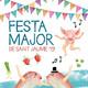 Agenda d'activitats de la Festa Major 2019 (Dilluns 22-07-19)